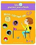 """Afficher """"Mon carnet de CP - Mes 100 premiers jours d'école"""""""