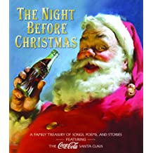 Coca Cola Night Before Christmas Read Together Picture