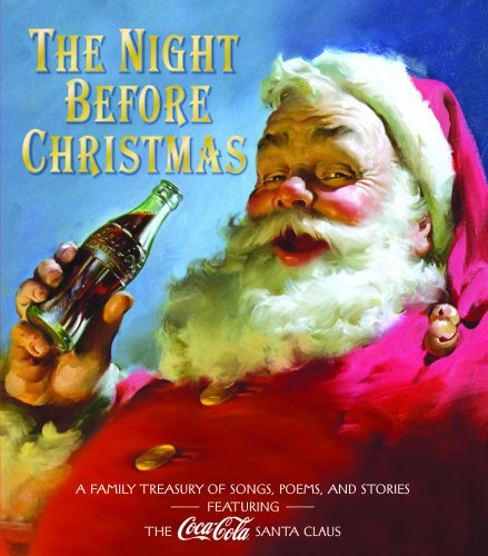 Coca Cola Night Before Christmas Read Together Picture (Picture Book) Coca Cola Santa Claus