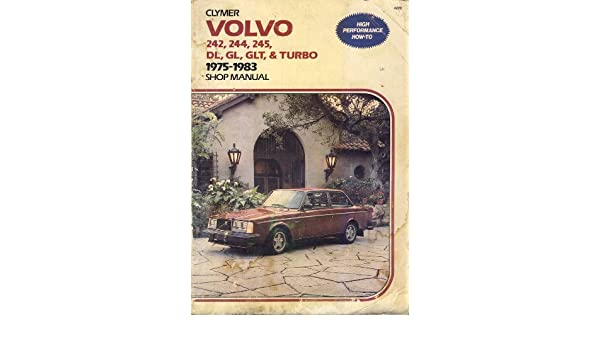 Volvo 240 Series 1976-1988 Gas Models Shop Manual/A223: Amazon.es: Ed Scott: Libros en idiomas extranjeros