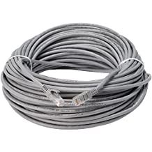 TopOne Lorex CBL100C5RU Cat 5e in Wall Rated Extension Cable 100ft