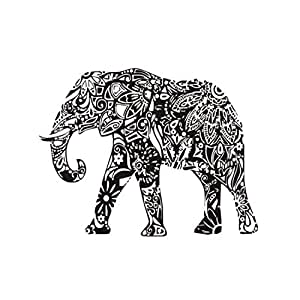 Elephant Wall Stickers Home Decoration Stickers