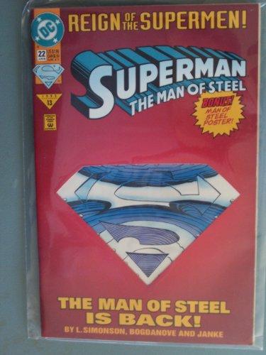 Dark Reign Fantastic Four (Superman The Man of Steel #22 : Steel (Reign of the Supermen - DC Comics))