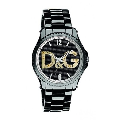 Dolce & Gabbana Dw0750 Wine Tote Mens Watch