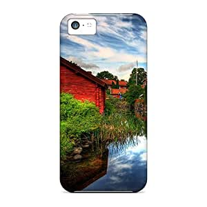 High Quality Special-G Town Skin Case Cover Specially Designed For Iphone - 5c
