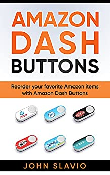 Amazon Dash Buttons Reorder favorite ebook product image