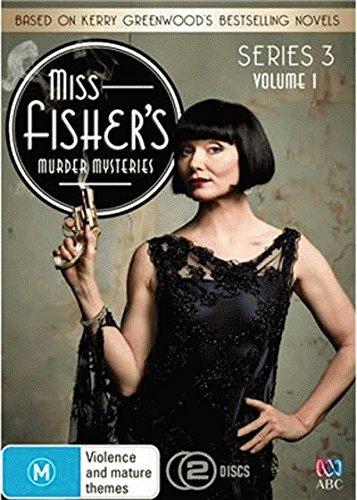 Miss Fisher's Murder Mysteries - Series 3 Volume 1 DVD (2 Discs) (Region 4, Pal Aus Import) (NON US Standard)