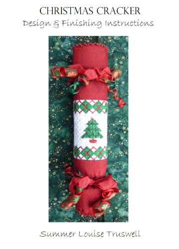Christmas Cracker: Design & Finishing Instructions