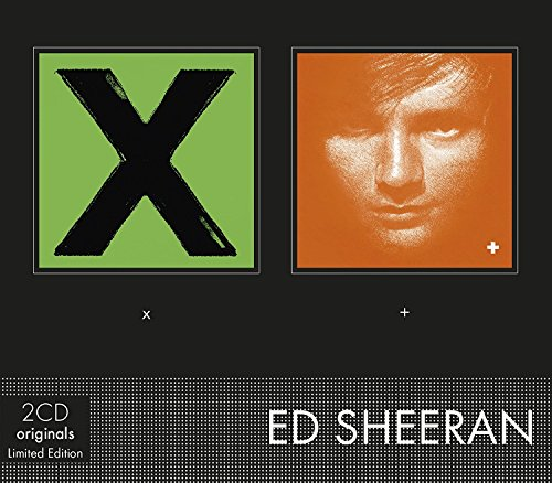 Price comparison product image Ed Sheeran - Coffret 2 CD