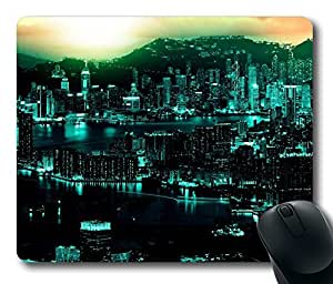 City 54 Mouse Pad Desktop Laptop Mousepads Comfortable Office Mouse Pad Mat Cute Gaming Mouse Pad by runtopwell
