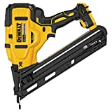 Dewalt DCN650BR 20V MAX XR 15 Gauge Angled Finish Nailer (Bare Tool) (Renewed)