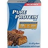 Pure Protein Chocolate Salted Caramel Value Pack, 6-Count