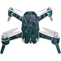 Skin For Yuneec Breeze 4K Drone – Dark Butterfly | MightySkins Protective, Durable, and Unique Vinyl Decal wrap cover | Easy To Apply, Remove, and Change Styles | Made in the USA