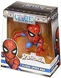 """Jada Toys Metals Figura de Acción Spiderman, 4"""""""