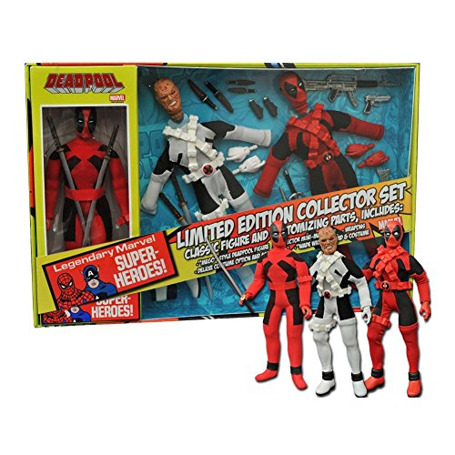 Diamond Select Toys Marvel Retro Cloth Deadpool 8