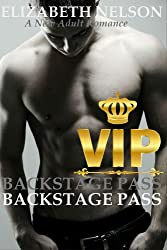 Backstage Pass: V.I.P. (The Backstage Pass Rock Star Romance Book 2)