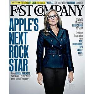 Audible Fast Company, February 2014 Periodical