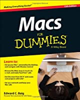 Macs For Dummies, 13th Edition Front Cover