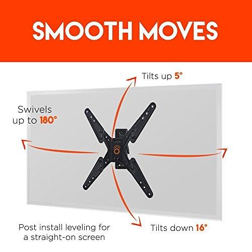 echogear tv mount instructions