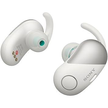 Sony - Auriculares estéreo inalámbricos con cancelación de Ruido WF-SP700N WM (White), Productos Originales de Japón: Amazon.es: Electrónica