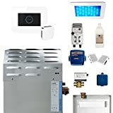 12kW Steam Bath Generator with i3Dream Package in White