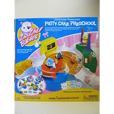 Zhu Zhu Patty Cake Preschool: Toys & Games