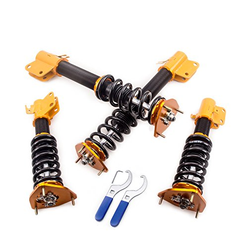 Subaru Wrx Coilovers - 2