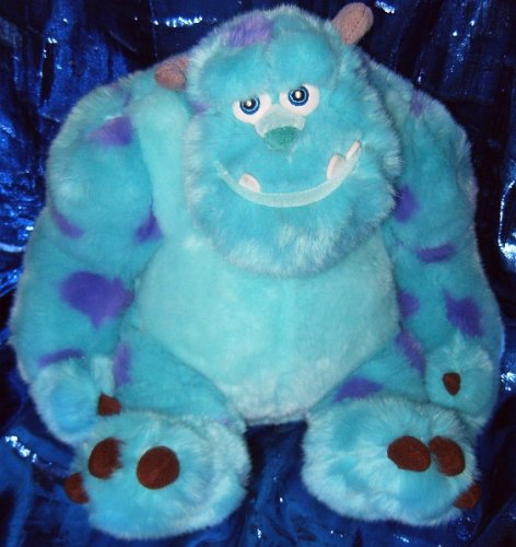 Monsters Inc. Sully 11 Plush by Disney (Sully Monsters)