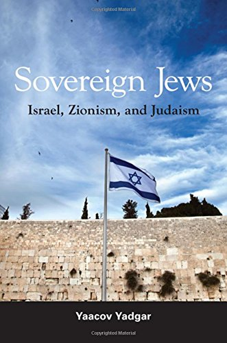 Download Sovereign Jews: Israel, Zionism, and Judaism PDF
