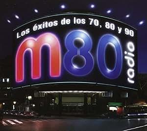 M-80 Los Exitos De Los 70-80-90