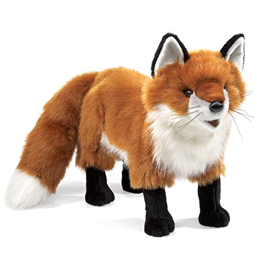 - Folkmanis Red Fox Hand Puppet