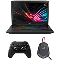 ASUS ROG STRIX GL703VD-WB71 Select Edition (i7-7700HQ, 32GB RAM, 480GB NVMe SSD + 1TB SSHD, NVIDIA GTX 1050 4GB, 17.3 Full HD, Windows 10) Gaming Notebook