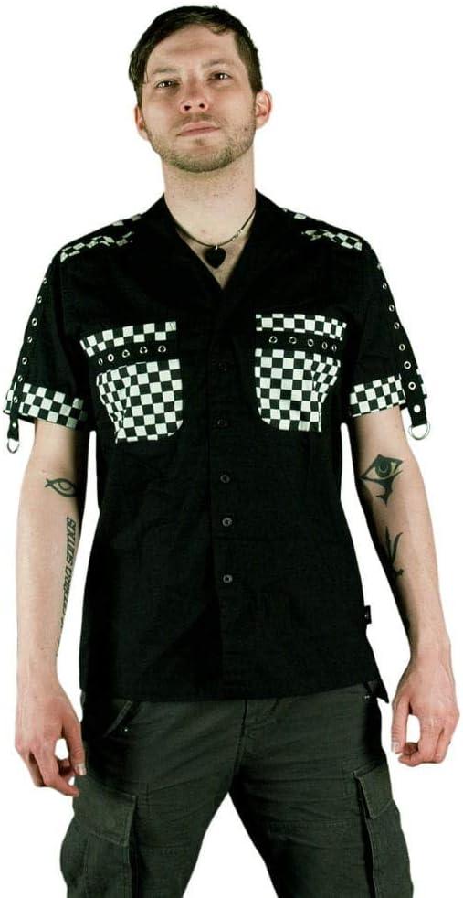 Horror-Shop Ska Camisa negro S: Amazon.es: Juguetes y juegos