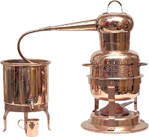 Bottega del Rame - Alembic 3 liter by Bottega del Rame