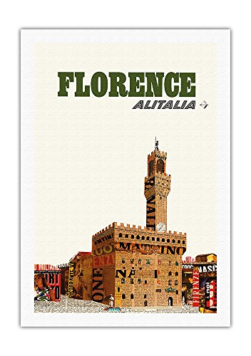 florence-italy-alitalia-airlines-palazzo-vecchio-the-old-palace-vintage-airline-travel-poster-c1966-