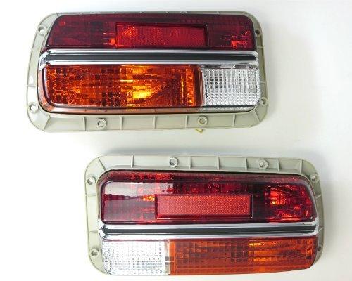 Tail lamp Euro / Japanese spec sport type set for Datsun 240Z
