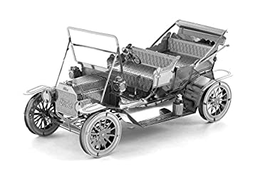 Fascinations Metal Earth 1908 Ford Model T 3D Metal Model Kit  sc 1 st  Amazon.com & Amazon.com: Fascinations Metal Earth 1908 Ford Model T 3D Metal ... markmcfarlin.com