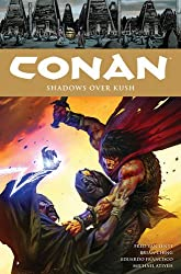 Conan Volume 17 Shadows Over Kush