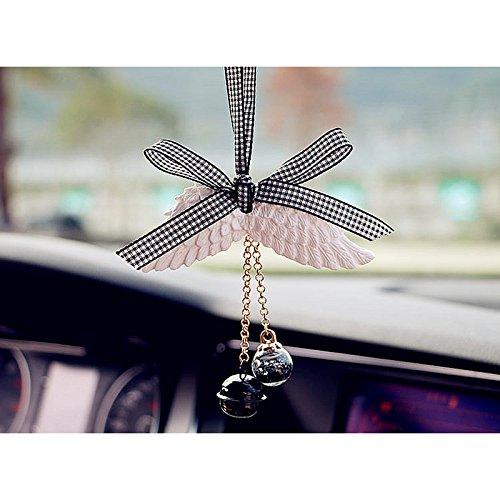 ONEVER Angelo Ala Auto Car Rear View Mirror pendente Hanging Interni Accessori Ornament
