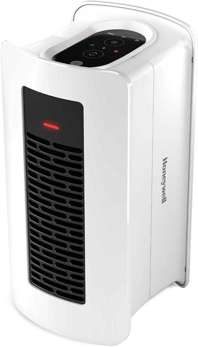 Honeywell VersaHeat Digital Two Position Heater, White