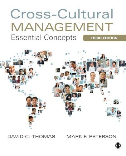 Cross-Cultural Management: Essential Concepts - Apex Cross