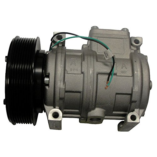 AT168543 New AC Compressor For John Deere 1010D 1010E 1070D 1070E 1110D +