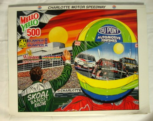 1994-mello-yello-500-nascar-program-charlotte-motor-speedway