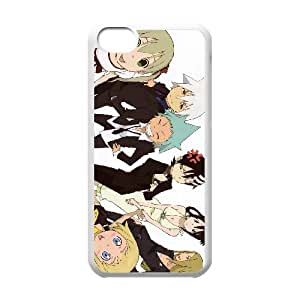 SOUL EATER iPhone 5c Cell Phone Case White Phone cover R49391617