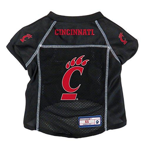 NCAA Cincinnati Bearcats Pet Jersey, Small