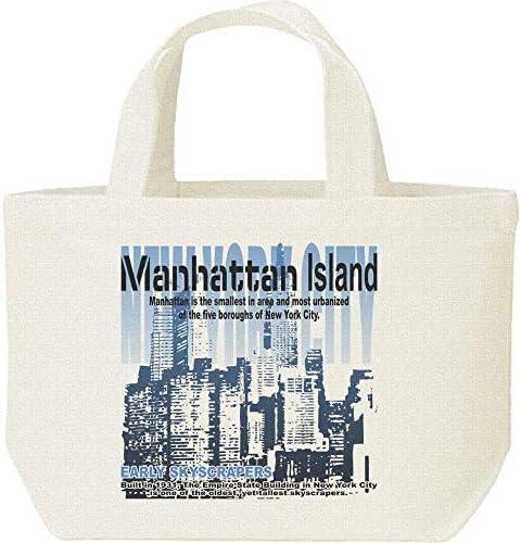 エムワイディエス(MYDS) Manhattan Island(マンハッタン島)/キャンバス S ランチバッグ