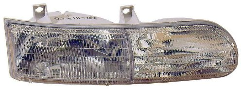 Depo 331-1112R-PSU Ford Taurus Passenger Side Replacement Headlight Assembly