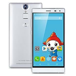 "THL T7 4G Lte - Smartphone libre 5.5"" Plateado (Android"