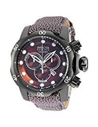 Invicta Men's 18305 Venom Quartz Chronograph Brown Dial Watch