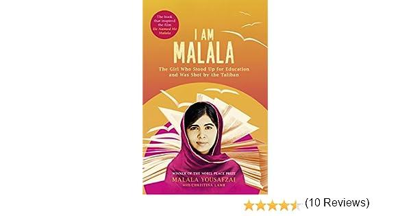 I Am Malala: The Girl Who Stood Up for Education and was Shot by the Taliban (English Edition) eBook: Malala Yousafzai, Christina Lamb: Amazon.es: Tienda ...